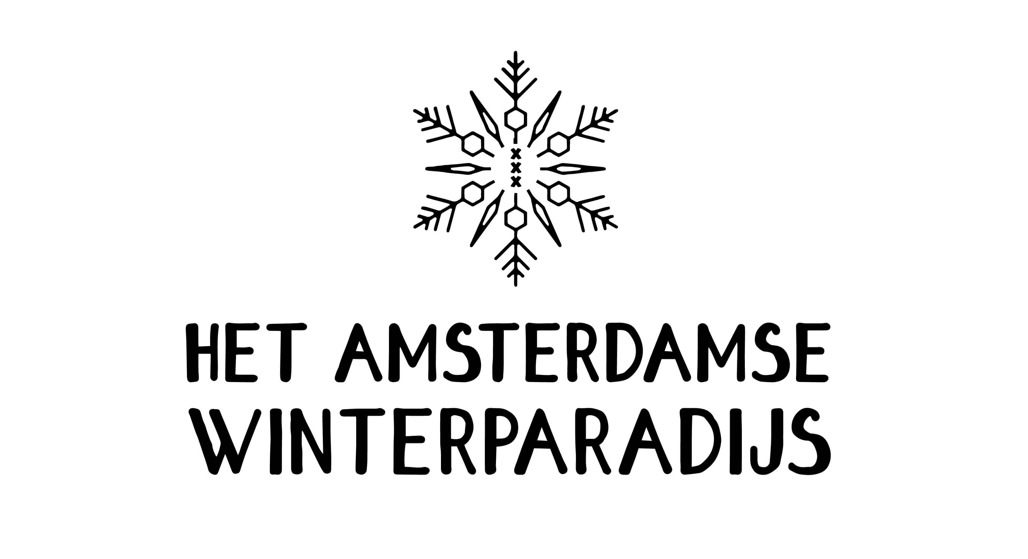 logo van amsterdamse winterparadijs
