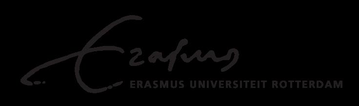 logo van de erasmus universiteit van Rotterdam