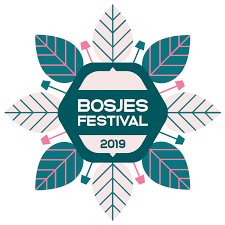 logo van bosjesfestival