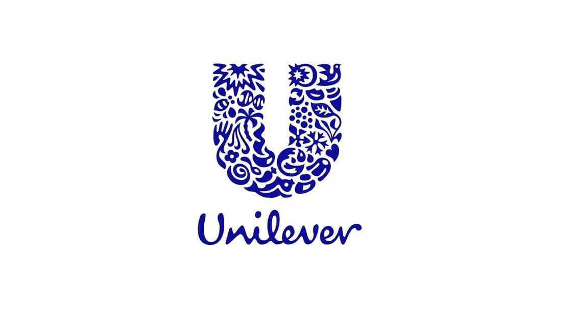 het logo van unilver