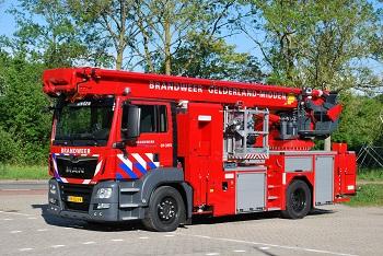Brandweer Wageningen