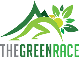 Green race orienteering run